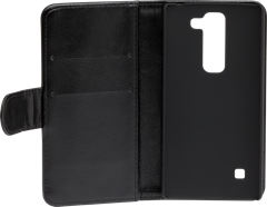 iZound Wallet Case LG Spirit Black