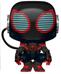 Funko POP Marvel - Miles Morales 2020 Suit Spiderman