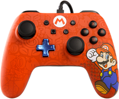 PowerA Nintendo Switch Controller - Mario