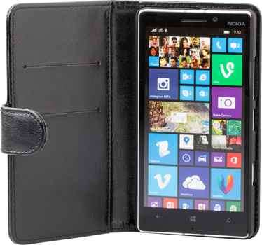 iZound Wallet Case Nokia Lumia 930 Black