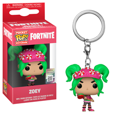 Funko POP Keychain Fortnite - Zoey