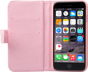 iZound Wallet Case iPhone 6/6S Pink