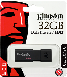 Kingston DataTraveler 32GB USB 3.0