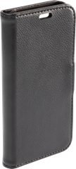 Avity Leather Wallet Case iPhone 11 Black