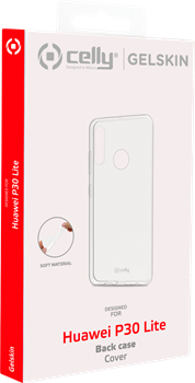 Celly TPU Cover Huawei P30 Lite Clear