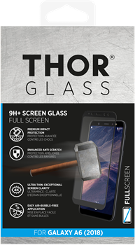 Thor Curved Glass Screen Protector Samsung Galaxy A6 (2018)
