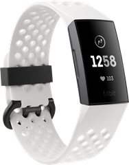 Fitbit Charge 3 SE White/Graphite