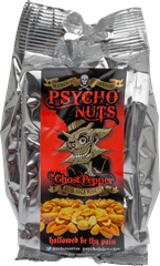 Psycho Nuts Ghost Pepper