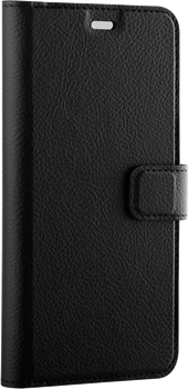 Xqisit Slim Wallet Selection Huawei Y6 (2018) Black