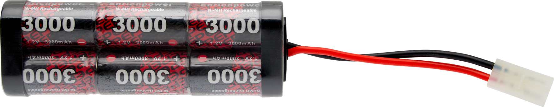 X-Power 7,2V 3000 mAh NiMH