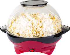 Flow Popcorn Maker with Swirl