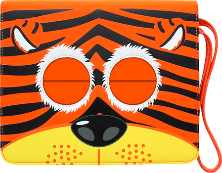"Tab Zoo Tablet App-Sleeve Tiger 10-11"" universal"