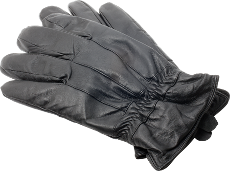 iZound Touch Gloves Leather  L