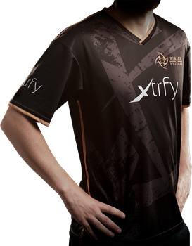 Ninjas In Pyjamas Gaming Jersey v3 2016 Small