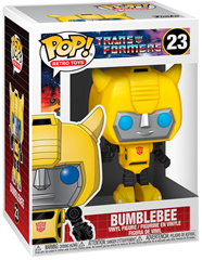 Funko POP Transformers - Bumblebee