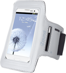 iZound Phone Armband XXL Reflective