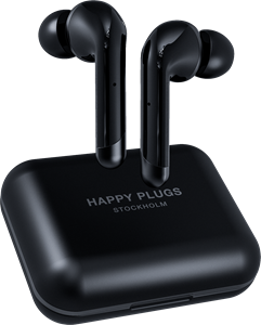Happy Plugs Air 1 Plus In-Ear Black