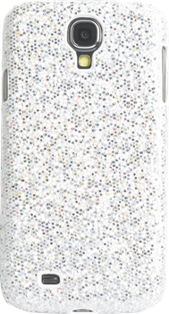 iZound Glitter-Case Samsung Galaxy S4 Silver