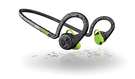 Plantronics Backbeat FIT 2.0 Black Core