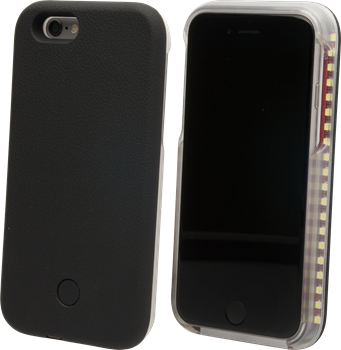 CASU Selfie Case iPhone 6/6S Black