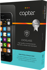 Copter Exoglass iPhone XR