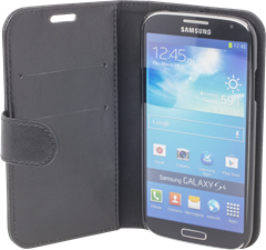 iZound Fold-Up Wallet Case Samsung Galaxy S4 Black