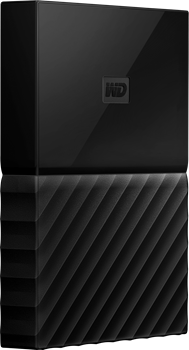 WD My Passport 3TB Black
