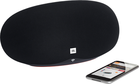 JBL Playlist Black