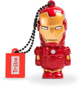 Tribe 16GB USB - Iron Man
