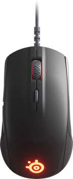 SteelSeries Rival 110 Matte Black