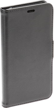 iZound Leather Wallet Case iPhone XS Max Black
