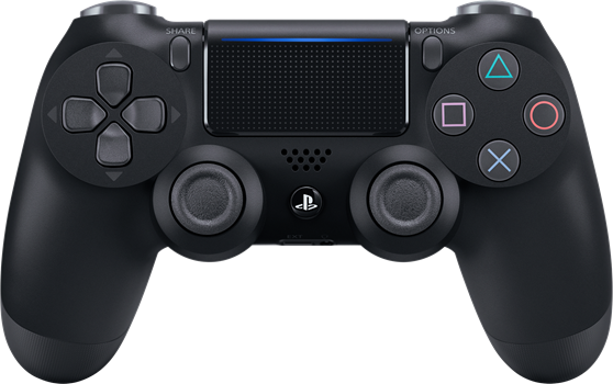 Sony Dual Shock 4 Controller V2 Black (PS4) (Original)