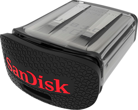 SanDisk USB 3.0 Ultra Fit 128GB