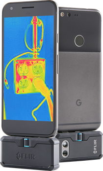 Flir One Pro Android Micro USB