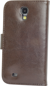 iZound Wallet Case Samsung Galaxy S4 Dark Brown