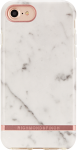 Richmond & Finch White Marble iPhone 6/7/8/SE