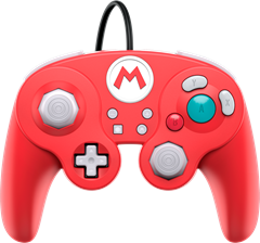 Switch Smash Controller - Mario