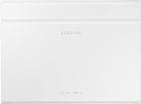Samsung Book Cover Tab S 10.5 Dazzling White