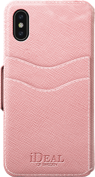 iDeal of Sweden Fashion Wallet iPhone X/XS Pink