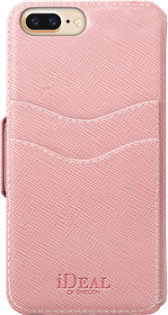 iDeal of Sweden Fashion Wallet iPhone 6/6S/7/8 Plus Pink