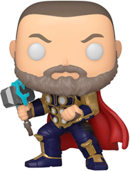 Funko POP Marvel - Thor Tech Suit