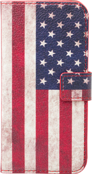 iZound Flag Wallet USA iPhone 5/5S