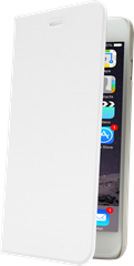 iZound Slim Wallet iPhone 6 Plus White