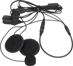 Cobra MC headset integralhjälm