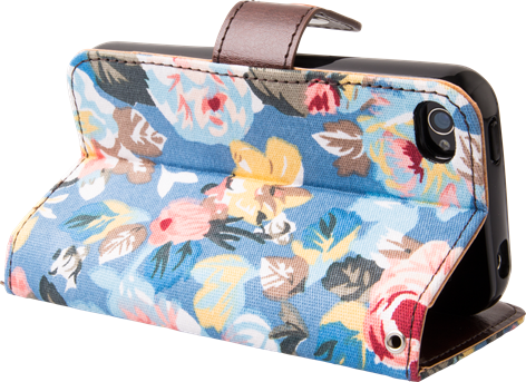 iZound Flower Wallet iPhone 4/4S