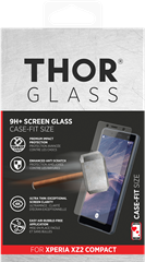 Thor Curved Glass Screen Protector Sony Xperia XZ2 Compact