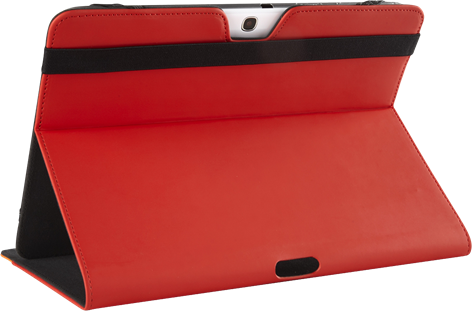 Targus Folio Stand Case Galaxy Tab 4 10.1 Red
