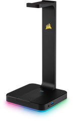 Corsair Gaming ST100 RGB Headset Stand with 7.1 Surround Sound