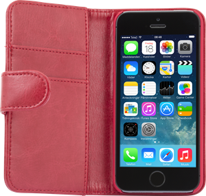 iZound Wallet Case iPhone 5/5S Red