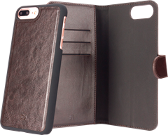 Xqisit WalletCase Eman iPhone 7/8 Plus Brown